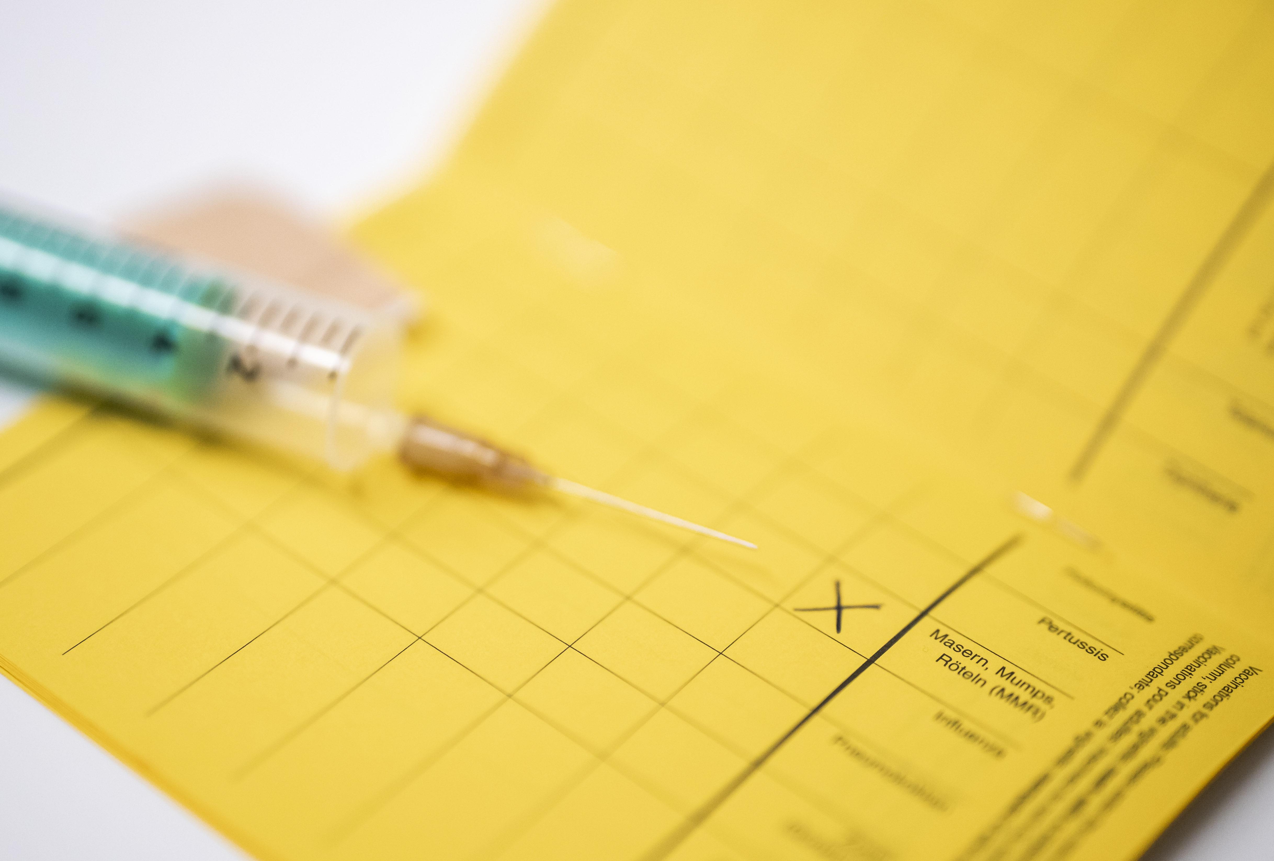 Masernimpfpflicht Betriebsarzt Arbeitsmedizin Betriebsmedizin