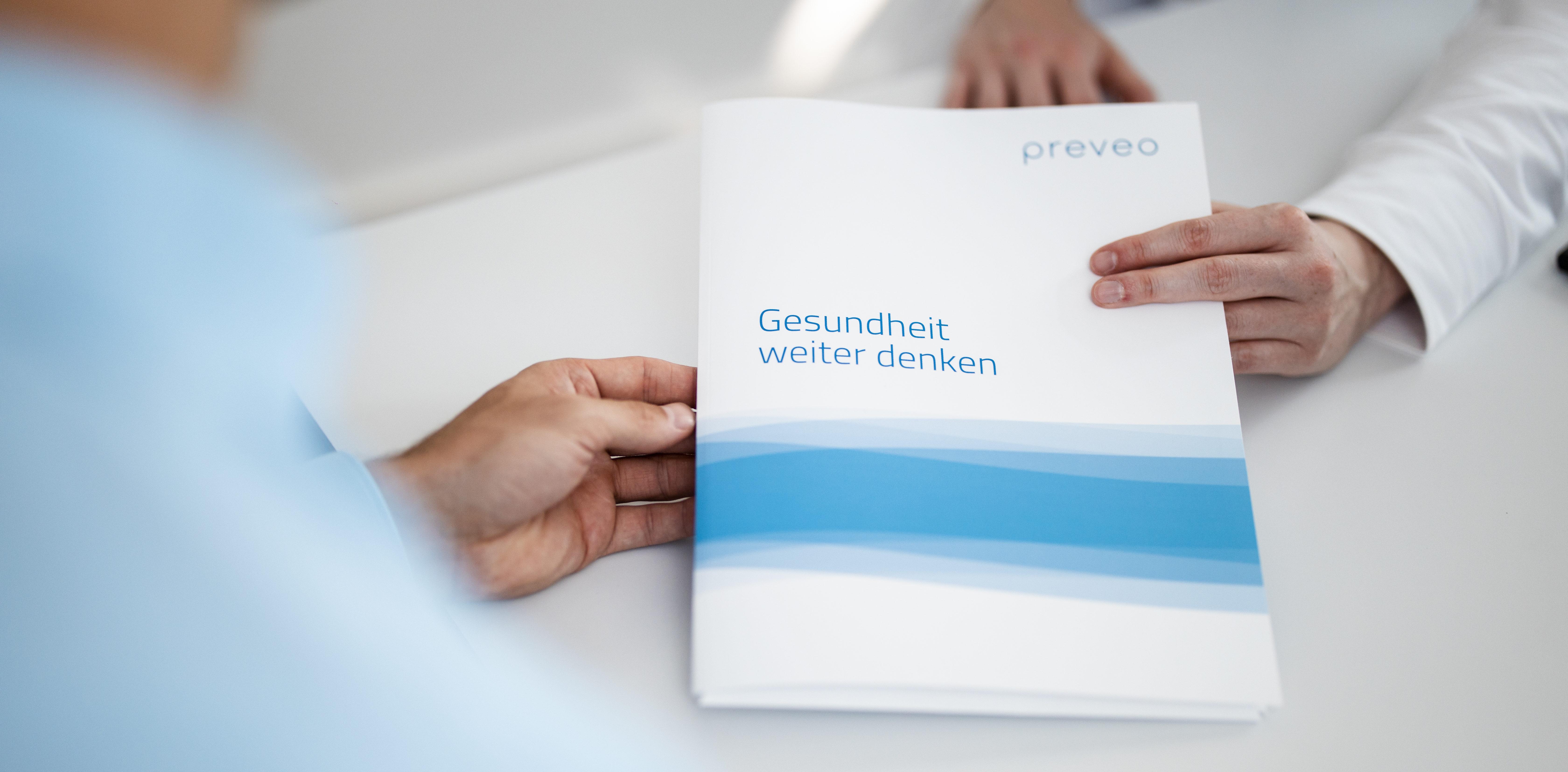 Check-Up Untersuchung Gesundheitsmanagement Dortmund